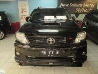 Toyota Fortuner G TRD VNT Turbo 2014