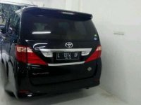 Jual Toyota Alphard G 2.5 AT 2010