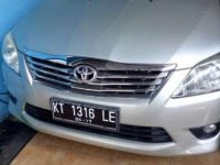 Toyota Kijang Innova V Luxury 2012 MPV