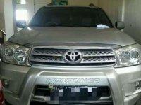 Toyota Fortuner 2.4 manual diesel 2008 asli Bali mulus orisinil.