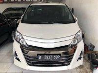 Jual Toyota Alphard G G AT 2013