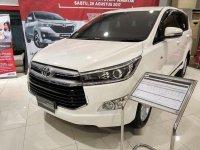 2018 Toyota Kijang Innova Putih