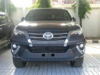 Toyota Fortuner VRZ 2018 Ready Stock 2017