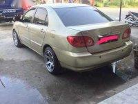 Dijual Toyota Corolla Altis Tahun 2002 Matic