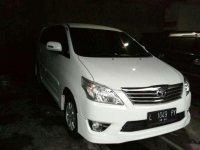 Toyota Kijang Innova G Luxury tahun 2012