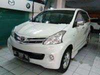 Toyota Avanza G 2014 Minivan