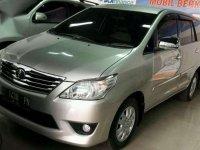 Toyota INNOVA G DSL matic 2012