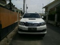 Toyota Fortuner Diesel VNT 2013