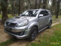 Jual Toyota Fortuner G TRD AT 2015