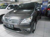 Toyota Kijang Innova V 2013