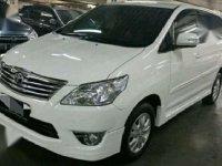 Toyota Kijang Innova G 2.0 2013