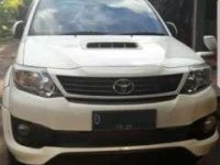 Toyota Fortuner G TRD sportivo VNT turbo mt 2014
