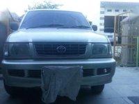 Toyota Kijang SSX 2000