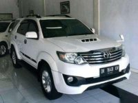 Toyota Grand Fortuner VNT TRD Turbodiesel 2013 putih Asli Bali Pajak jauh