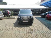Jual Toyota Alphard G 2.5 AT 2015