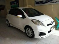 Toyota Yaris TRD 2012 manual mulus