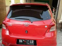 Toyota Yaris Type E Tahun 2008 Manual