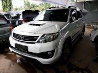 Toyota Grand Fortuner TRD VNT 2013 AT