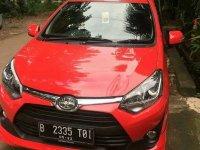 Jual Toyota Agya TRD Sportivo MT 2017