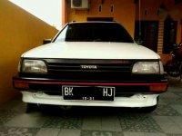Dijual Toyota Starlet Kotak (1.3) Super White tahun 88'