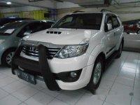 Toyota Fortuner G TRD Vnt Turbo 2013