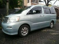 Jual Toyota Alphard G 2.4 AT 2005