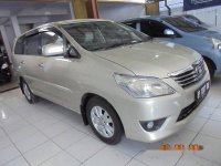 2012 Toyota Kijang Innova