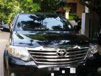 Toyota Fortuner 2011 2.7 G LUXURY AT bensin Km.76rb Istimewah.