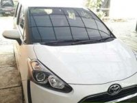 For Sale Toyota Sienta CVT Type V white 2017