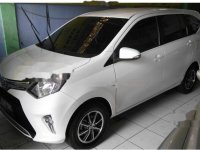 Jual mobil Toyota Calya 2016 Banten