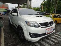 Toyota Fortuner G TRD New AT 2014