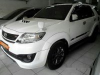 Toyota Fortuner G 2.5 VNT TRD AT 2014