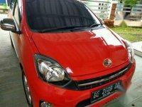 Toyota AGYA G 2015 M/T