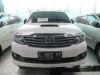 Toyota Fortuner G-TRD VNT Turbo 2012