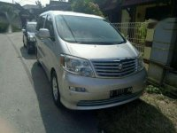 Toyota Alphard V 3.0 L V6 2004 Mint condition