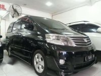 Jual Toyota Alphard G S C Package AT 2007