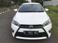 Toyota All New Yaris 1.5 G M/T Warna Putih Tahun 2016