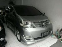 Toyota Alphard G AT 2008 Nego sampai deal