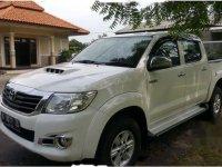 Toyota Hilux G 2014 Pickup Truck