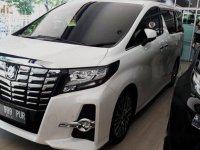 Toyota Alphard Sc 2016