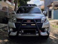Toyota Rush TRD Ultimo 2016 Silver Manual Full Accessories