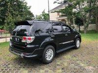 2012 Toyota Fortuner TRD