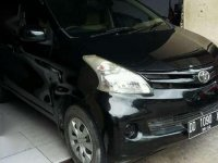 Toyota Avanza E  Manual 2012