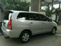 Toyota Innova manual 2006