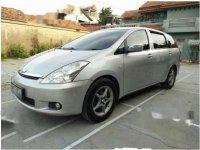 Jual mobil Toyota Wish 1.8 MPV 2003 Banten