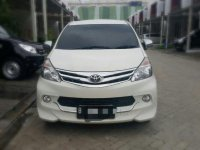 Toyota Avanza G Luxury 2014