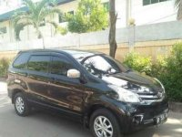 Toyota Avanza G 2013 Manual