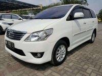 Toyota Innova V automatic bensin tahun 2012