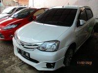 Toyota Etios Valco G 2014