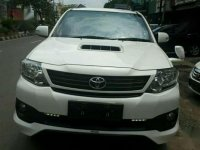 Toyota new Fortuner trd vnt at 2013